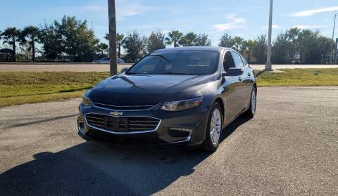 2017 Chevrolet Malibu for sale at FLORIDA USED CARS INC in Fort Myers FL