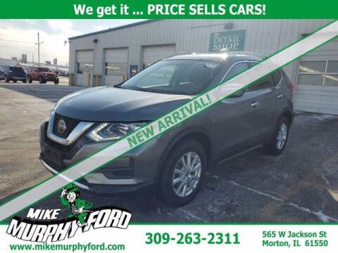 2018 Nissan Rogue for sale at Mike Murphy Ford in Morton IL