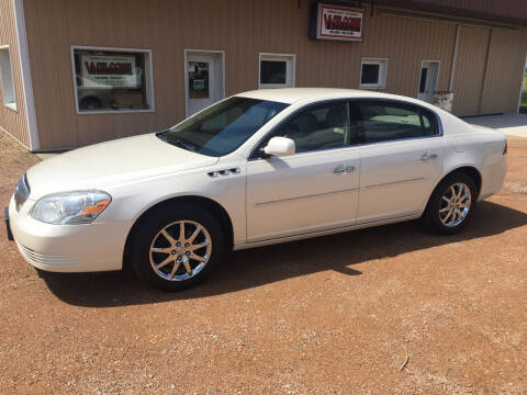 2008 Buick Lucerne for sale at Palmer Welcome Auto in New Prague MN