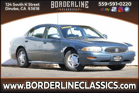 2000 Buick LeSabre for sale at Borderline Classics in Dinuba CA