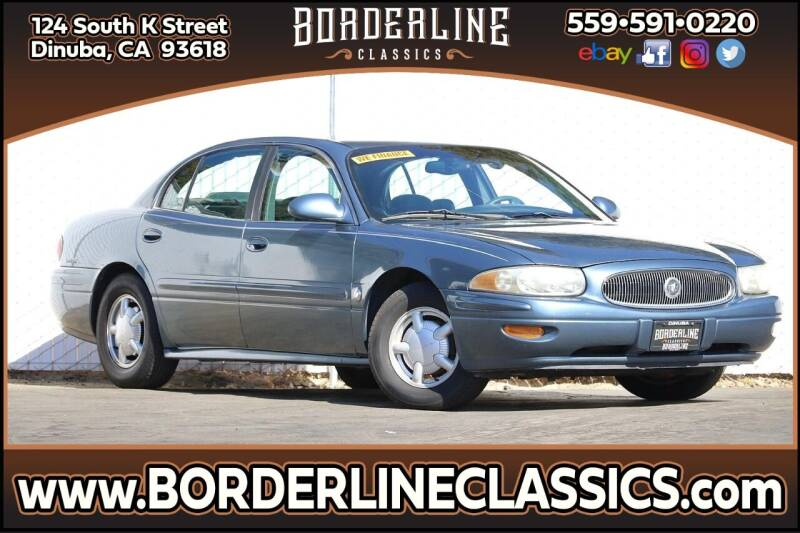 2000 Buick LeSabre for sale at Borderline Classics in Dinuba CA