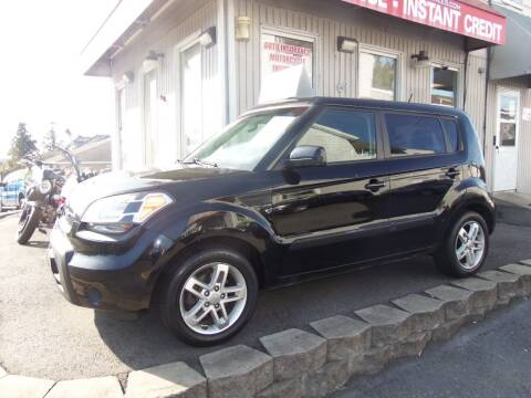 2011 Kia Soul for sale at Fulmer Auto Cycle Sales - Fulmer Auto Sales in Easton PA