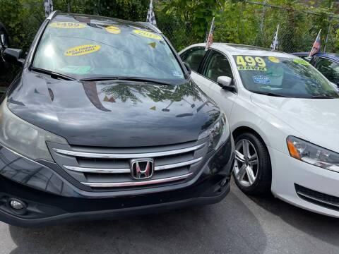 2012 Honda CR-V for sale at Best Cars R Us LLC in Irvington NJ