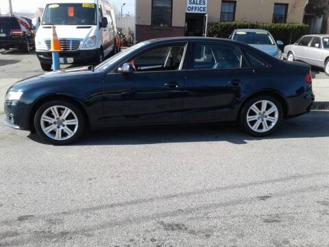 2011 Audi A4 for sale at Nelsons Auto Specialists in New Bedford MA
