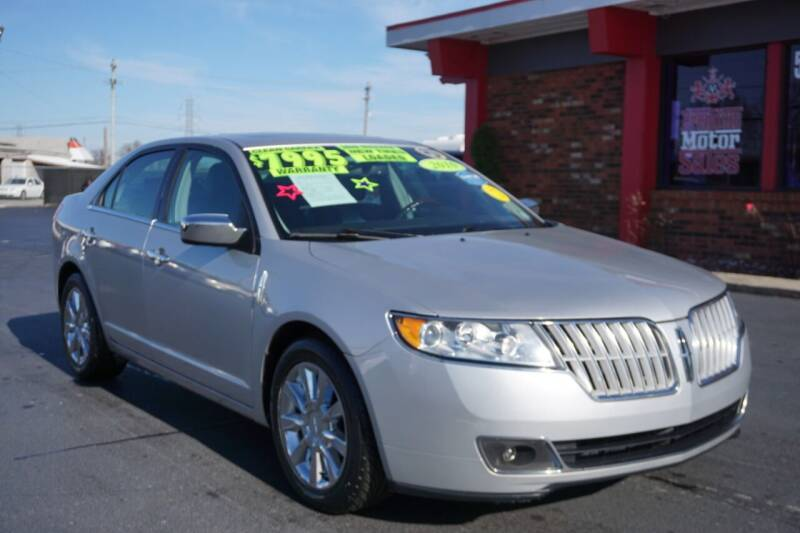 2010 Lincoln MKZ for sale at Premium Motors in Louisville KY