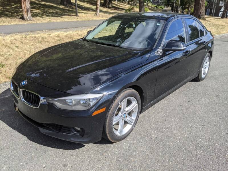 2014 BMW 3 Series for sale at All Star Automotive in Tacoma WA
