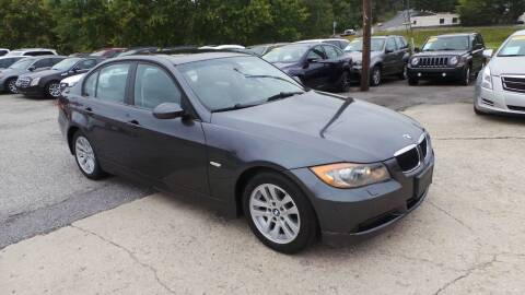 2006 BMW 3 Series for sale at Unlimited Auto Sales in Upper Marlboro MD