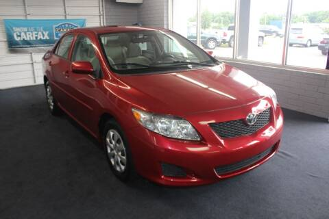 2010 Toyota Corolla for sale at Drive Auto Sales in Matthews NC