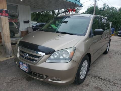 2005 Honda Odyssey for sale at New Wheels in Glendale Heights IL