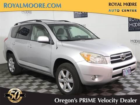2008 Toyota RAV4 for sale at Royal Moore Custom Finance in Hillsboro OR