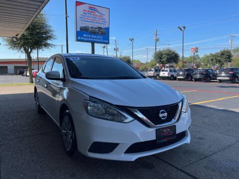 2017 Nissan Sentra for sale at Magic Auto Sales in Dallas TX
