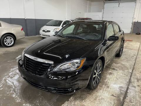 2011 Chrysler 200 for sale at Simon's Auto Sales in Detroit MI