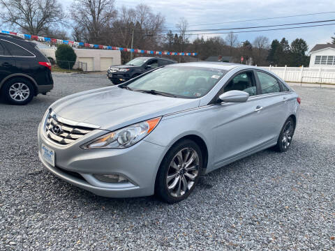 2011 Hyundai Sonata for sale at McNamara Auto Sales - Red Lion Lot in Red Lion PA