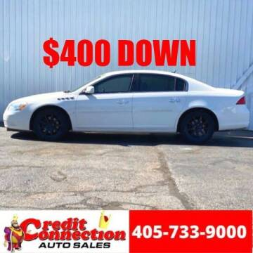 2006 Buick Lucerne for sale at Credit Connection Auto Sales in Midwest City OK