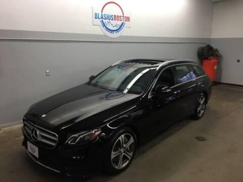 2017 Mercedes-Benz E-Class for sale at WCG Enterprises in Holliston MA