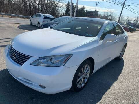 2007 Lexus ES 350 for sale at Sam's Auto in Akron PA