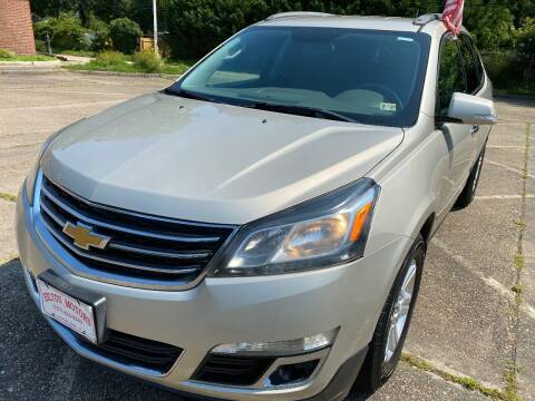2013 Chevrolet Traverse for sale at Hilton Motors Inc. in Newport News VA