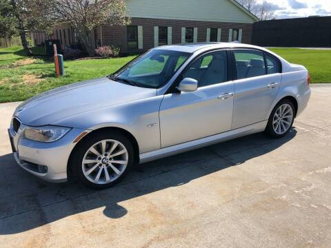 2011 BMW 3 Series for sale at Renaissance Auto Network in Warrensville Heights OH