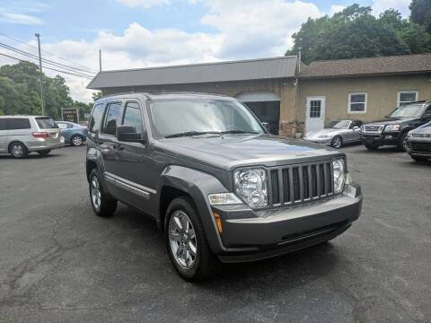 2012 Jeep Liberty for sale at Worley Motors in Enola PA