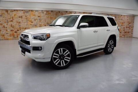 2020 Toyota 4Runner for sale at Jerry's Buick GMC in Weatherford TX