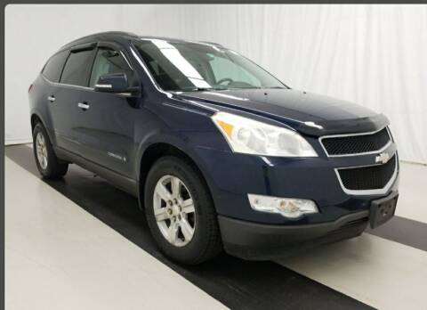 2009 Chevrolet Traverse for sale at Dad's Auto Sales in Newport News VA