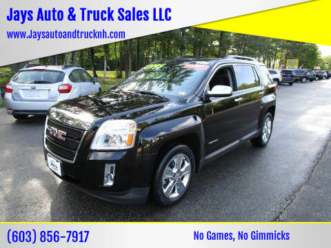 2015 GMC Terrain for sale at Jays Auto & Truck Sales LLC in Loudon NH