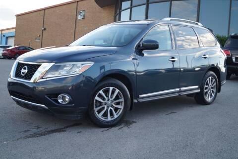 2014 Nissan Pathfinder for sale at Next Ride Motors in Nashville TN