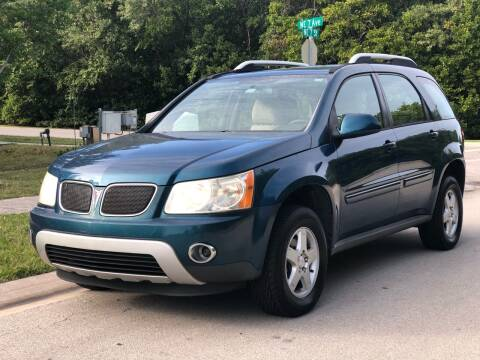 2007 Pontiac Torrent for sale at L G AUTO SALES in Boynton Beach FL