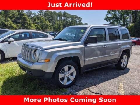2017 Jeep Patriot for sale at Nu-Way Auto Ocean Springs in Ocean Springs MS