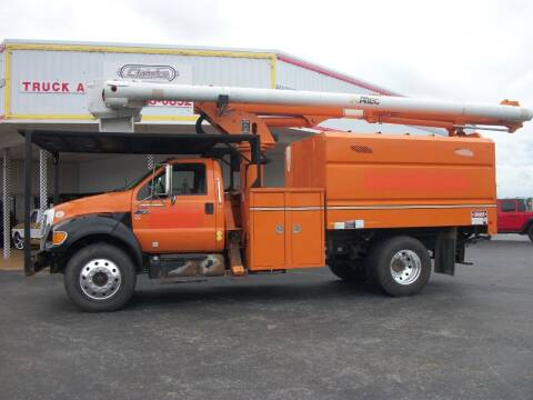 2010 Ford F-750 for sale at Classics Truck and Equipment Sales in Cadiz KY
