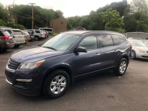 2013 Chevrolet Traverse for sale at Fellini Auto Sales & Service LLC in Pittsburgh PA
