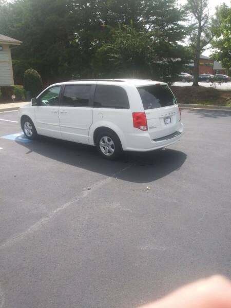 2013 Dodge Grand Caravan for sale at Chandler Auto Sales - ABC Rent A Car in Lawrenceville GA