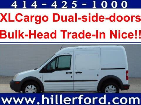 2013 Ford Transit Connect for sale at HILLER FORD INC in Franklin WI