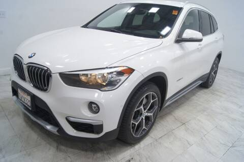 2017 BMW X1 for sale at Sacramento Luxury Motors in Carmichael CA