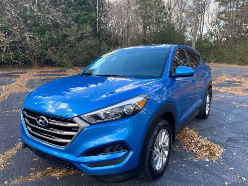 2016 Hyundai Tucson for sale at Peach Auto Sales in Smyrna GA