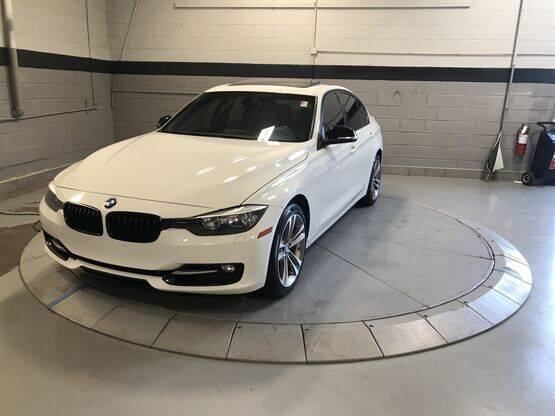 2014 BMW 3 Series for sale at Luxury Car Outlet in West Chicago IL
