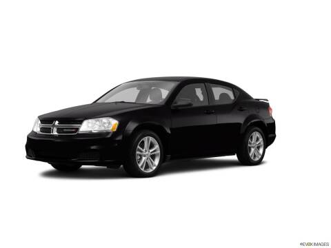 2013 Dodge Avenger for sale at Jensen's Dealerships in Sioux City IA