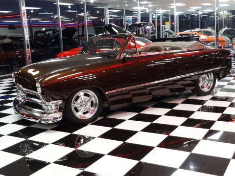 1950 Ford STREET ROD for sale at Wagner's Classic Cars in Bonner Springs KS
