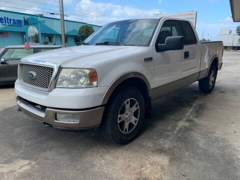 2004 Ford F-150 for sale at Eastside Auto Brokers LLC in Fort Myers FL