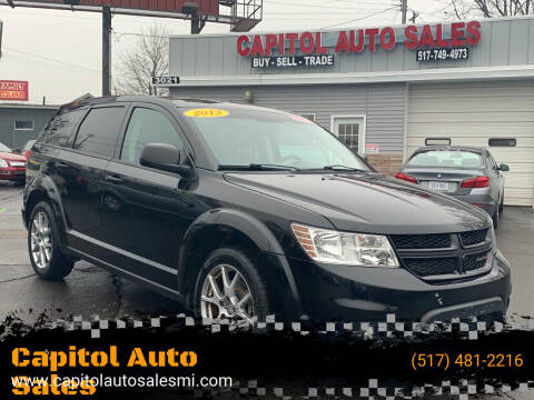 2013 Dodge Journey for sale at Capitol Auto Sales in Lansing MI