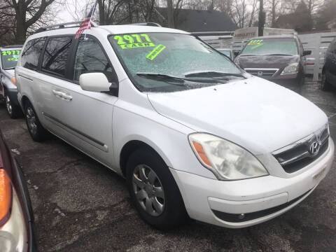 2007 Hyundai Entourage for sale at Klein on Vine in Cincinnati OH