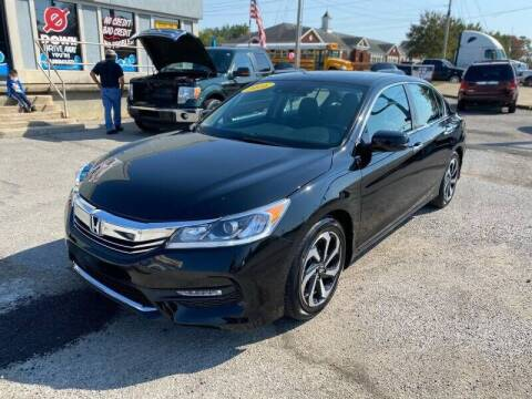 2016 Honda Accord for sale at Bagwell Motors in Lowell AR