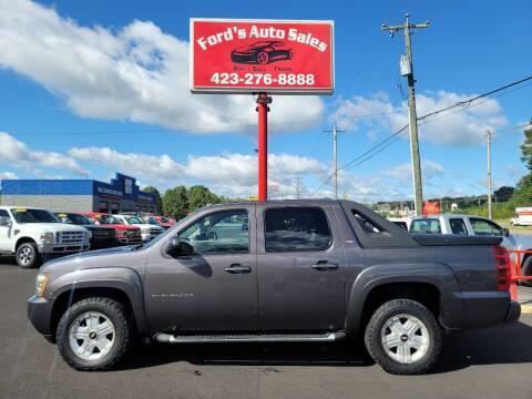 2010 Chevrolet Avalanche for sale at Ford's Auto Sales in Kingsport TN