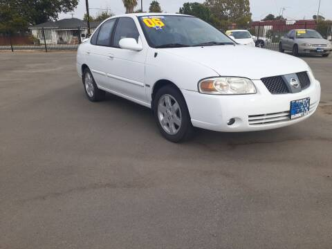 2006 Nissan Sentra for sale at COMMUNITY AUTO in Fresno CA