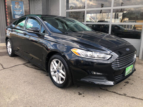 2013 Ford Fusion for sale at Champs Auto Sales in Detroit MI