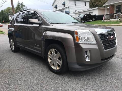 2011 GMC Terrain for sale at TNT Auto Sales in Bangor PA