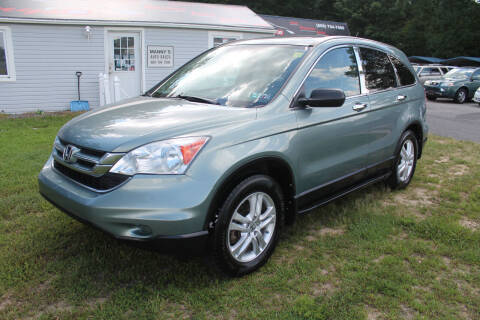2010 Honda CR-V for sale at Manny's Auto Sales in Winslow NJ