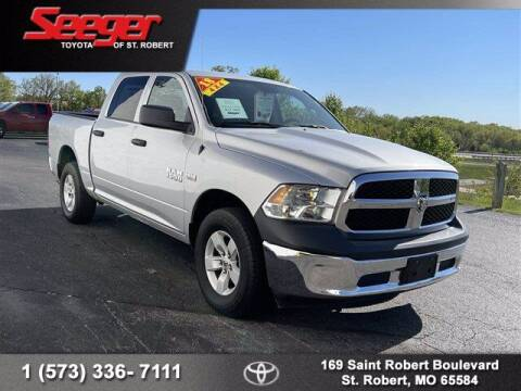 2018 RAM Ram Pickup 1500 for sale at SEEGER TOYOTA OF ST ROBERT in St Robert MO