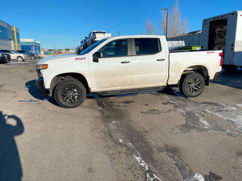 2020 Chevrolet Silverado 1500 for sale at Truck Buyers in Magrath AB