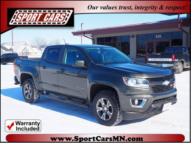 2018 Chevrolet Colorado for sale at SPORT CARS in Norwood MN